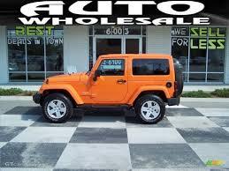 jeep wrangler orange crush 2012 crush orange jeep wrangler sahara 4x4 68523211 gtcarlot