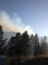 Wild Fires In Idaho And Montana by Idaho Forest Fire Smoke Renders Missoula Air Unhealthy For Some
