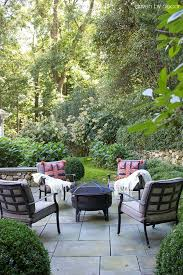 Fall Patio My 2016 Simply Fall Home Tour Driven By Decor