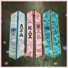 custom graduation sashes custom sash sorority sashes fraternity sashes graduation