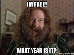 Make A Meme For Free - im free what year is it robin williams what year is it
