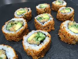 mathilde en cuisine spicy salmon roll by mathilde s picture of sushi daily bracknell