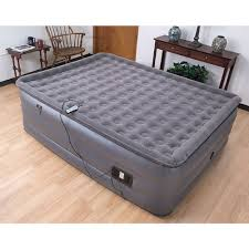 Bed Frame For Air Mattress Cool And Trendy Bed Sized Air Mattresses Feifan Furniture