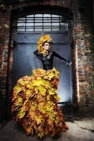 leaf dress and mohawk u003d love it monika dłużyk marciniak
