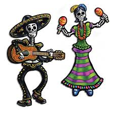Day of the Dead Party Supplies at Amols Fiesta Party Supplies