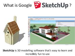 sketchup introductory lesson plan graded ofsted outstanding by