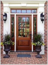 front door colors for yellow brick house painting home