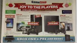 xbox one black friday price gamestop u0027s 2013 black friday deals appear to have leaked kotaku