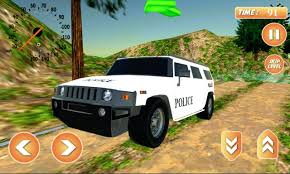 offroad police jeep simulator android apps on google play