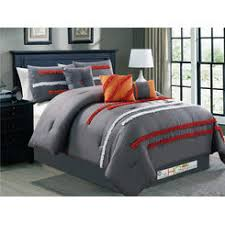 Burnt Orange Comforter King Burnt Orange Bed Comforter