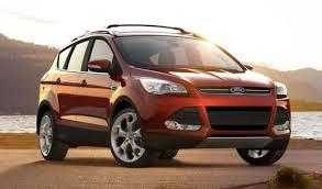 Ford Escape Inside - 2015 ford escape review