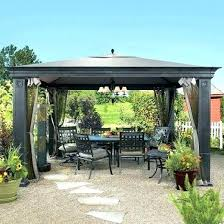 Gazebo For Patio Alluring Outdoor Lights For Gazebos Light Fittings Patio On
