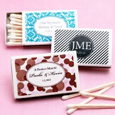 personalized wedding matches elite personalized matchboxes set of 50 personalized matches