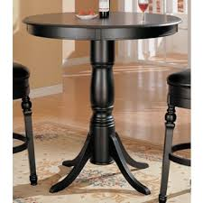 Pedestal Bar Table Linville Round Pedestal Bar Table Free Shipping Today