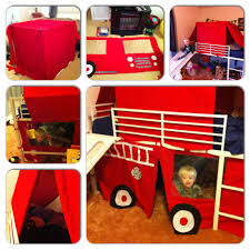 the fire truck bed tent confessions of a cra ft addict