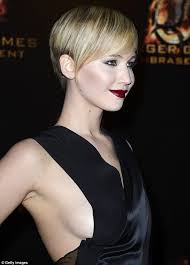 black friday hunger games jennifer lawrence reveals sideboob at hunger games catching fire