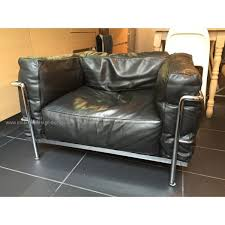 corbusier canapé fauteuil le corbusier inspirant canape le corbusier lc3 3 canap233