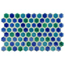 merola tile casella tempesta 5 1 2 in x 9 in porcelain floor and
