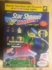 star shower magic motion laser spike light projector star christmas lights ebay