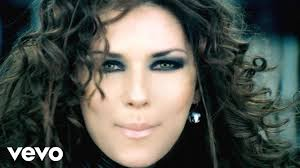 shania twain i u0027m gonna getcha good red picture version youtube