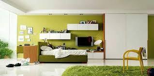 chambre ado vert design interieur chambre garçon ado pelouse tapis lit vert