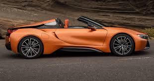 honda previews new convertible sports la auto show bmw u0027s i8 plug in sports car gets more zip