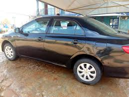2010 toyota corolla manual in ibadan very sound engine 1 5
