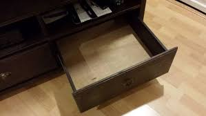 How To Fix A Cabinet Drawer Fixing Saggy Drawers 8 Steps With Pictures