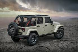 jeep wrangler pics 2017 jeep wrangler rubicon recon is the most road ready jk