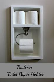 10 simple space saving bathroom solutions diy projects