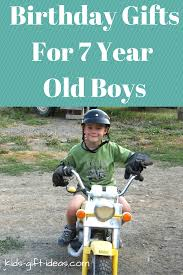 great gifts for 7 year boys birthdays birthdays