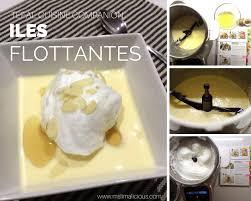 cuisine companion iles flottantes