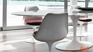sedie tulip knoll tavolo saarinen knoll saarinen tulip high tables with tavolo