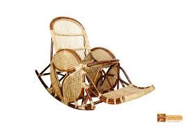 Cane Rocking Chair Babwa Cane Rocking Chair U2013 Teakpark