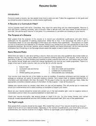 Emt Resumes Basic Resume Samples For Free Examples Basic Outline Sample Free