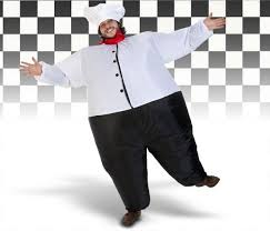 Chef Costume Inflatable Chef Costume Iwoot