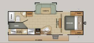 Starcraft Rv Floor Plans by 2018 Launch By Starcraft Launch Outfitter 24 Odk For Sale In Mt