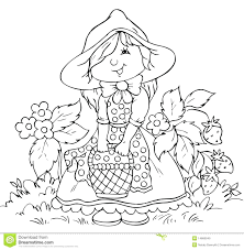 articles red riding hood colouring pictures print tag