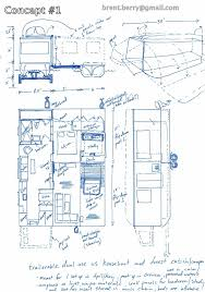 trailerable unfolding houseboat page 3 boat design net