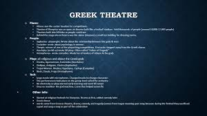 theatre history ppt download