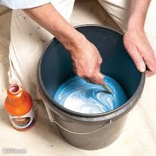 How Much Wall Does A Gallon Of Paint Cover How To Paint A Room Fast Family Handyman