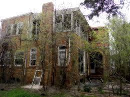 abandoned tallchief mansion in fairfax oklahoma youtube