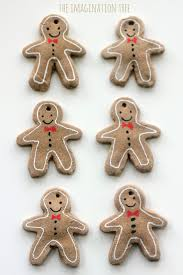 gingerbread ornaments gingerbread clay recipe for ornaments the imagination tree