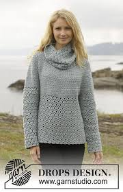www drops design 801 best free crochet shawls ponchos and sweater patterns images