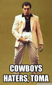 Cowboy Haters Memes - haters toma