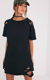 t shirt dress oversized u0026 slogan dresses prettylittlething