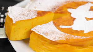 pastel de queso de calabaza receta para halloween cooking with