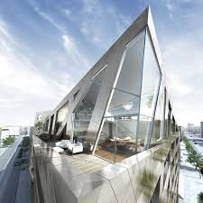 apartment building design daniel libeskind designs metallic apartment building for berlin