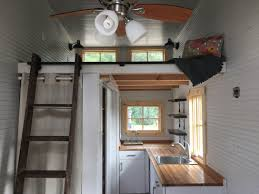 Tiny House Cabin by Michigan State University U0027s Sparty Cabin 177 Sq Ft Tiny House Town