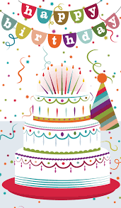 birthday cake card birthday card some sweet collections of